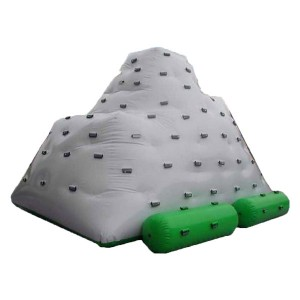 Water Floating Inflatable Climbing Wall
