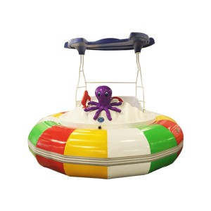 Newly Children Electric Inflatable Motor Boat