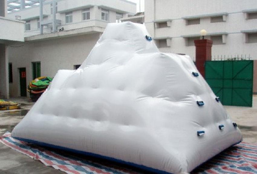 攀岩冰山01