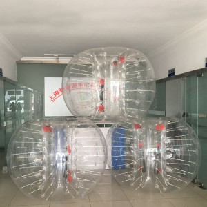 Inflatable Bumper Bubble Soccer Ball Picture 1