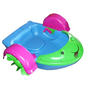 Used Kids Pedal Boat Placed In Water For Hot Sale Picture 2