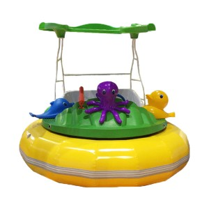 Funny Adult Electric Motorized Bumper Boat