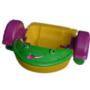 Popular In Kids Hand Cranking Paddle Boat