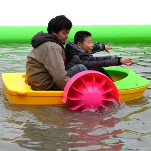 Two Person Paddle Boats, Hand Paddle Boat Used In Water