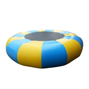 Factory Direct Sale Inflatable Water Trampoline Picture 2