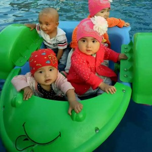 Popualr With Kids Boat, Most Fun And Safe Hand Boats
