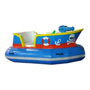 Hot-selling Water Fiberglass Electric Boat