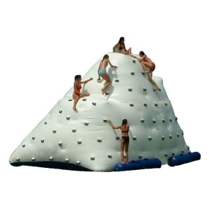 Big Floating Inflatable Climbing Iceberg Wall Picture 2