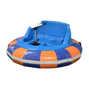 Factory Direct Sale Theme Parks Motor Revolving Boat