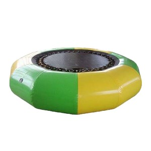 Factory Direct Sale Inflatable Water Trampoline Picture 1