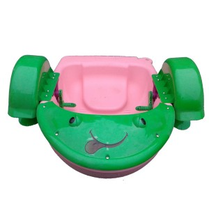 Water Park Amusement Kids Hand Paddle Boat For Sale